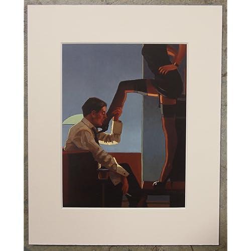 Jack Vettriano Posters Amazoncouk