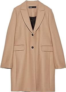 Zara Women Masculine Coat 7944/744