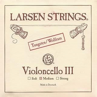 Larsen 4/4 Cello G String Medium Tungsten-Steel