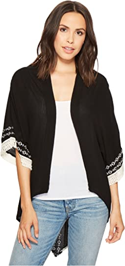 Steve Madden Pointed Back Topper