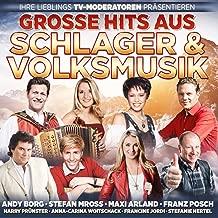 Große Hits aus Schlager & Volksmusik Ihrer Lieblings TV-Moderatoren