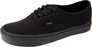 Vans Authentic Platform Sneakers Unisex, Black