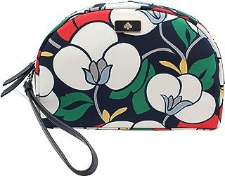 Kate Spade New York Dawn Breezy Floral Medium Dome Cosmetic Wristlet