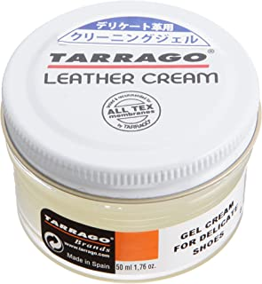 Gel Cream Leather Cleaner - For Delicate Shoes, Boots & Bags