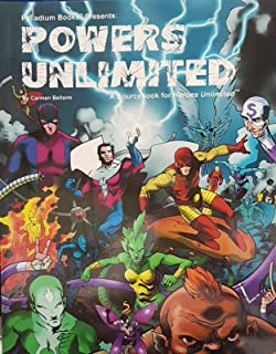 Powers Unlimited One (Heroes Unlimited)
