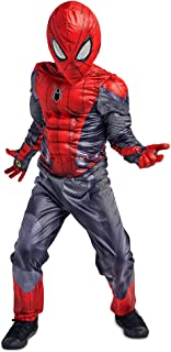 Spider-Man Costume Set for Kids - Spider-Man: Far from Home Size Multi