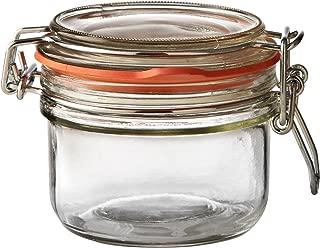 Kilner Round Clip Top Jar, 4-Fl Oz