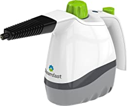 Steamfast Handheld Steam Cleaner with 6 Accessories, 20.50 x 5.50 x 8.25 Inches, White