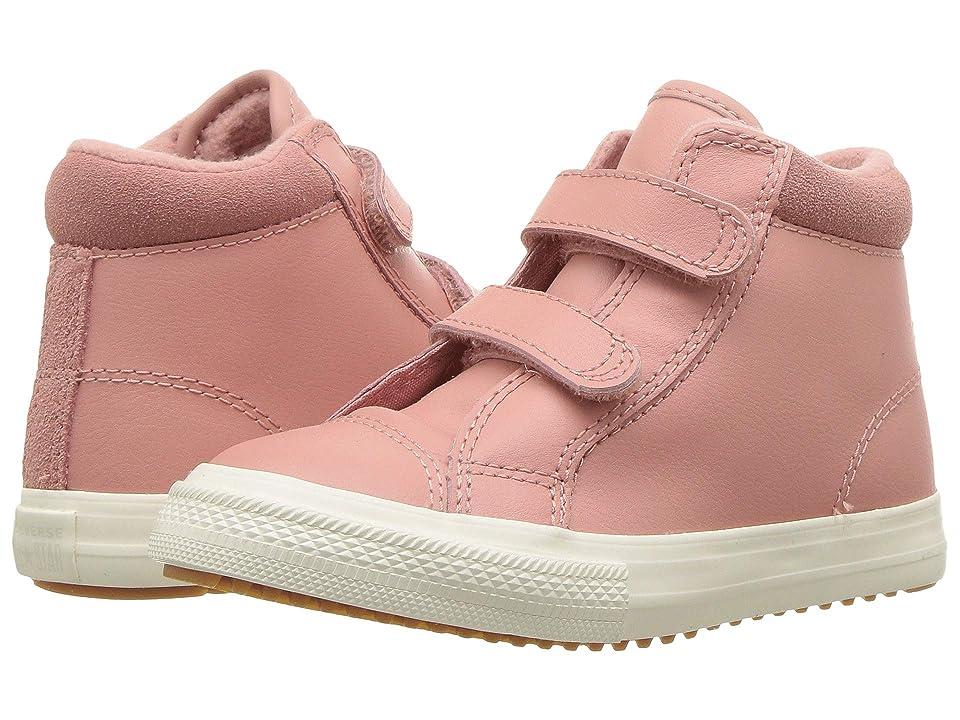 Converse Kids Chuck Taylor(r) All Star(r) 2V Pc Boot Hi (Infant/Toddler) (Rust Pink/Rust Caramel/Rust Pink) Girl