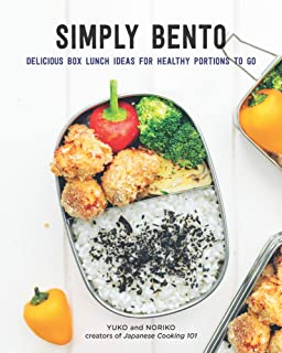 Simply Bento:Delicious Box Lunch Ideas for Healthy Portions to Go