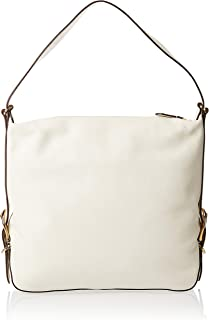 Lauren by Ralph Lauren Women's Shoe Care shoulder Bag, Color: Beige