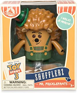 Disney Mr. Pricklepants Shufflerz Walking Figure - Toy Story 3