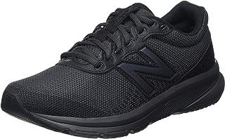 New Balance 411v2, Zapatillas para Correr Mujer, Black, 39 EU