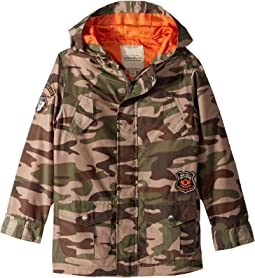 Utility Jacket Camo (Little Kids/Big Kids)