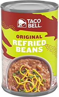 Taco Bell Fat Free Refried Beans (16 oz Can)