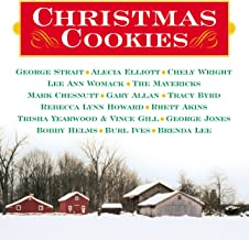 george strait christmas cookie song
