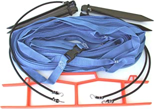 Home Court 1-inch Non-Adjustable 8-Meter Sand Setup Boundary - M8W25S
