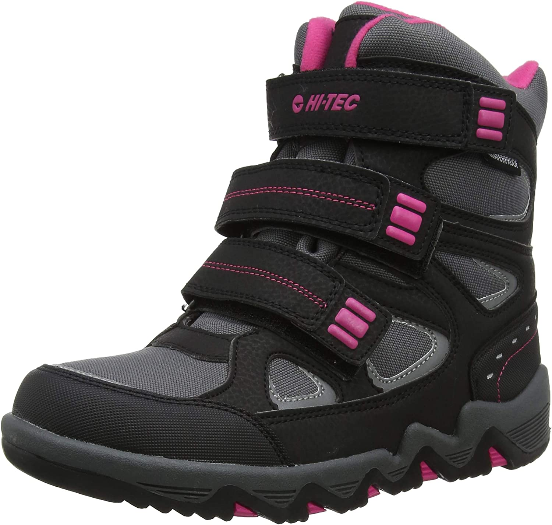 Hi-Tec Girls Thunder Waterproof Junior High Rise Hiking Boots