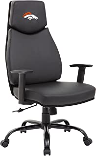 PROLINE NFL Leather Office Chair