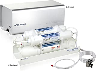 APEC Portable Countertop Reverse Osmosis Water Filter System, Installation-Free, fits most STANDARD FAUCET (RO-CTOP)