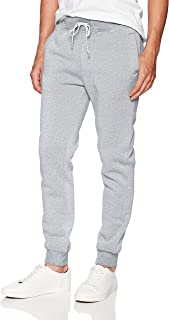 WT02 Men's Basic Jogger Fleece Pants