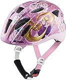 ALPINA Unisex - Kinder, XIMO DISNEY Fahrradhelm, Rapunzel gloss, 45-49 cm