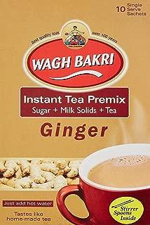 Wagh Bakri Ginger Instant Tea Premix, 140g