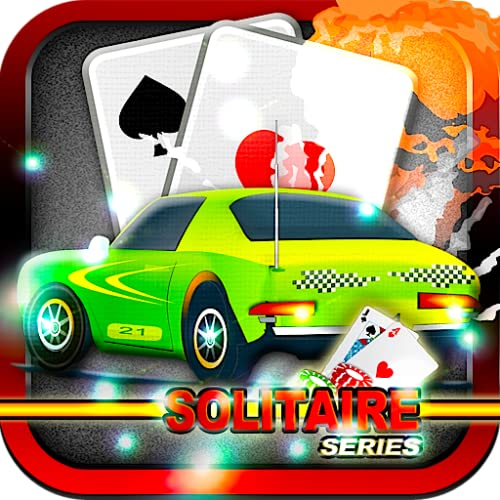 Auto Crash Clan Racing Solitaire Free Game Fast Speed Player Classic Solitaire for Kindle Fire HDX Free Cards Games Solitaire Free Casino Games Offline No Online Multi Card Best Solitaire Games