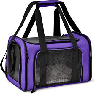 Henkelion Cat Carriers Dog Carrier Pet Carrier for Small...