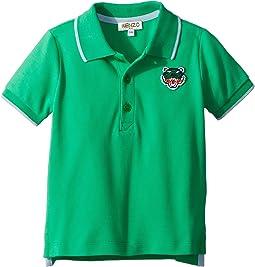 Polo Tiger Logo (Toddler/Little Kids)