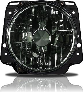 JOM Car Parts & Car Hifi GmbH 191941753CSS Scheinwerfer klar, verstärkt schwarz