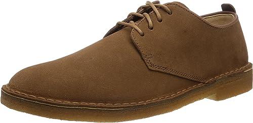 Clarks Originals Desert London  - zapatos con cordones Derby para hombre, Cola Suede, 48 EU