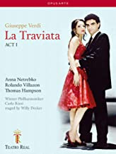 Giuseppi Verdi - La Traviata: Teatro Real Madrid Act I