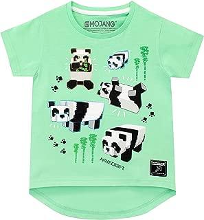 Girls Panda T-Shirt