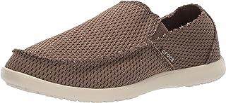 Crocs Mens Santa Cruz Mesh Slip-on