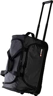 21 inch Rolling Duffel Bag, Black