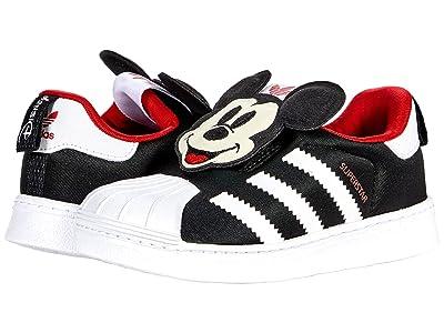 adidas Originals Kids Superstar 360 (Toddler)