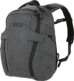 Maxpedition Entity 21 CCW-Enabled EDC Backpack 21L for Covert Concealed Carry, Charcoal
