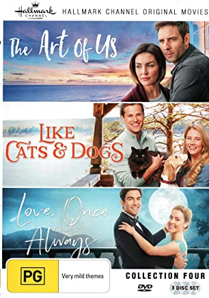 Hallmark Collection Four: The Art Of Us/ Like Cats And Dogs/ Love Once And Always