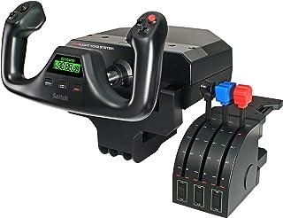 Logitech 945-000023 G Pro Flight Yoke System,Black
