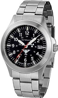 KHS - Tactical Watches Platoon Automatic KHS.PA.PA1 - Reloj militar
