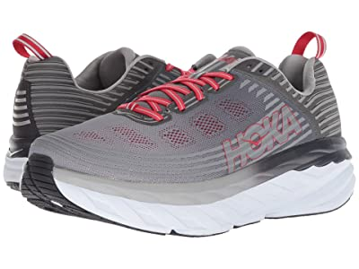 Hoka One One Bondi 6 (Alloy/Steel Gray) Men