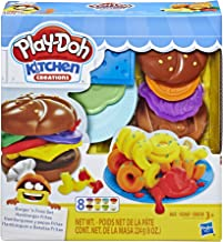 Play-Doh PD Burger N Fries Set