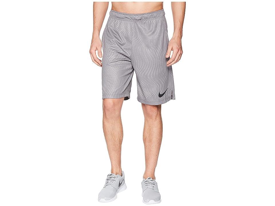 Nike Dry Shorts SU18 AOP (Gunsmoke/Atmosphere Grey/Black) Men