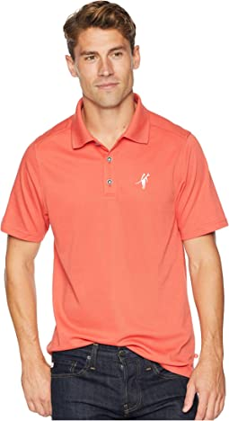 2 Foot Putt Short Sleeve Polo