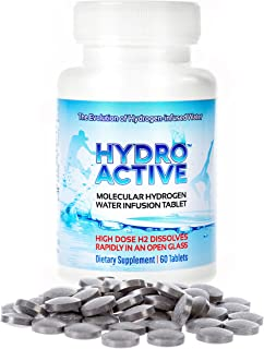 HydroActive™ Molecular Hydrogen Advanced Energy/Recovery Supplement from Biological Essentials®