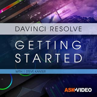 DaVinci Resolve Starting Course By Ask.Video