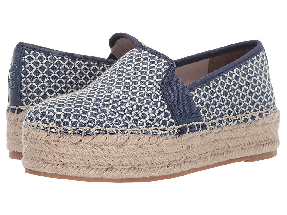 Circus by Sam Edelman Christina (Mid Blue Crosshatch Chambray) Women