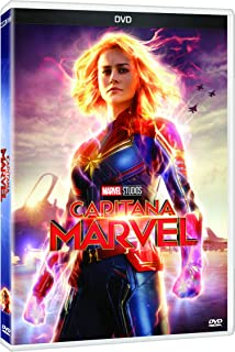 Capitana Marvel (DVD)
