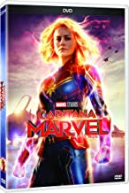 Capitana Marvel (DVD)
